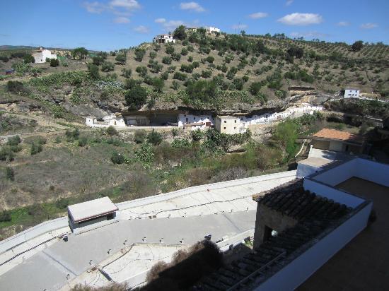 Hotel Villa de Setenil : Alrededores hotel