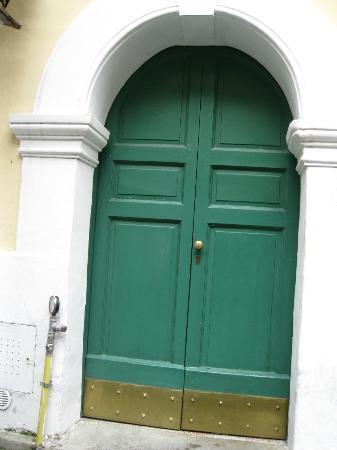 La Mammola : porta d'ingresso
