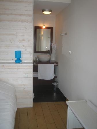 Hotel Vent D'Iroise : chambre
