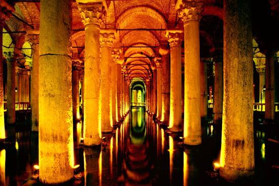 Basilica Cistern - Picture of Basilica Cistern, Istanbul - TripAdvisor