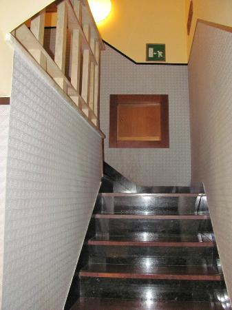 Moderno: corridoi1