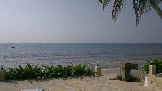 Shades Resort: view from my room