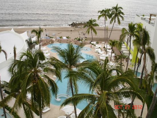 Hilton Puerto Vallarta Resort: view from 746
