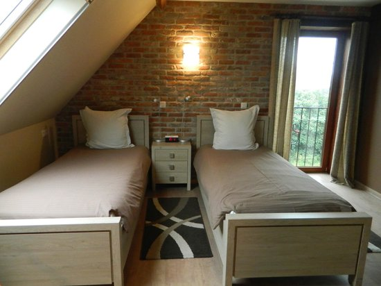 Varlet Farm: Twin ensuite room