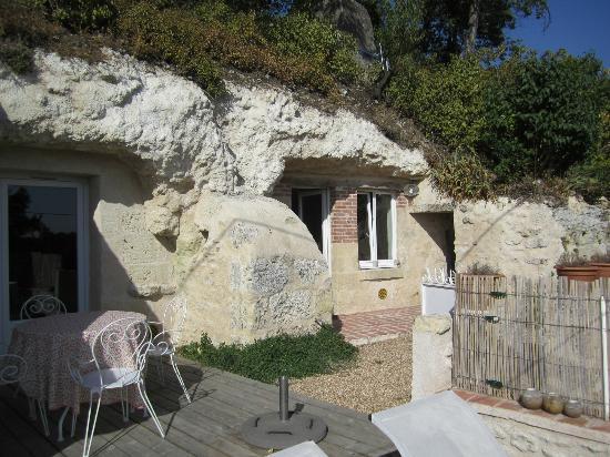 Lavoir Du Coteau: Cave house exterior