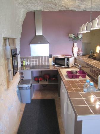 Lavoir Du Coteau: Kitchen