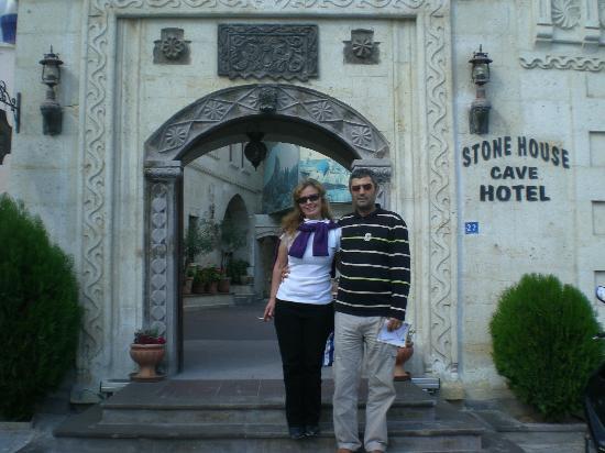 Stone House Cave Hotel: GİRİS
