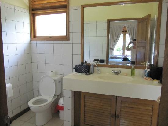 Les Villas d'Or: La salle de bain