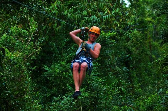 Selvatica Canopy Expedition and Adventure Tour: zip line