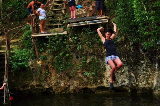 Selvatica: swing jump