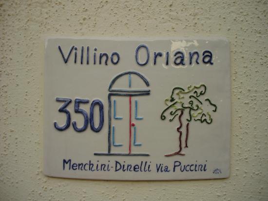 Villino Oriana