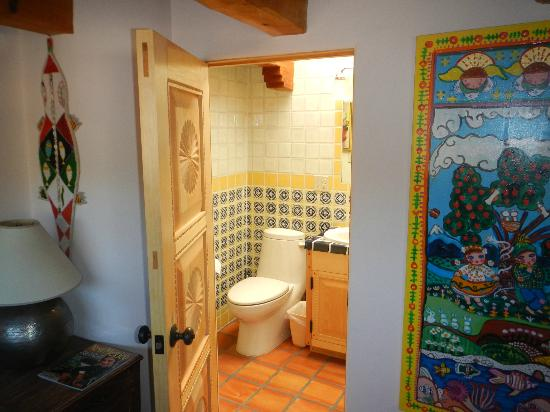 La Dona Luz Inn, An Historic Bed & Breakfast: bathroom