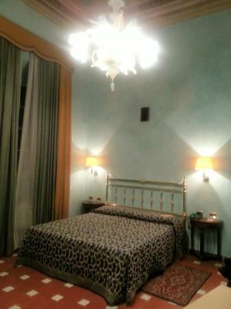 Hotel Villa Stanley: La camera