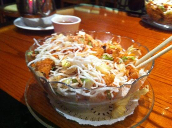 Chin Chin : classic Chinese chicken salad