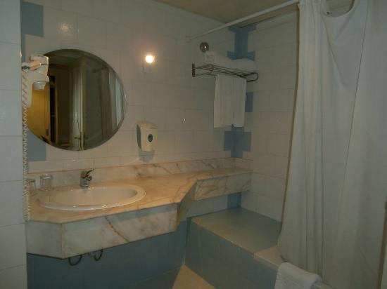 Queen Sharm Resort: Bagno