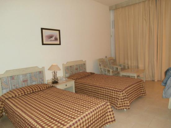 Queen Sharm Resort: La nostra camera