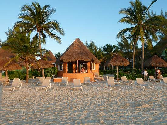 Mahekal Beach Resort: Huisje 1c