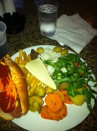 ClubHotel Riu Bambu: lunch