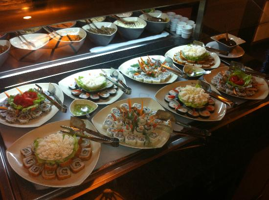 ClubHotel Riu Bambu: asian a la carte