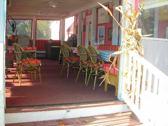 Wellfleet, MA: PB Boulangerie Bistro