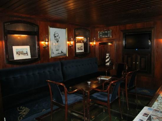 Malardrottningen Yacht Hotel and Restaurant: sitting room