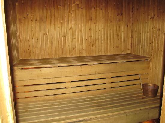 Mälardrottningen Yacht Hotel och Restaurant: sauna
