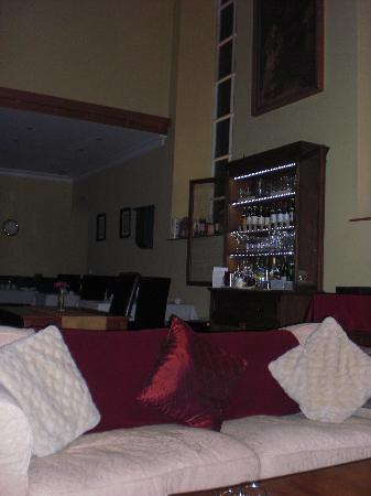 St. Cuthbert's House: Relaxing lounge for evening rest and chat