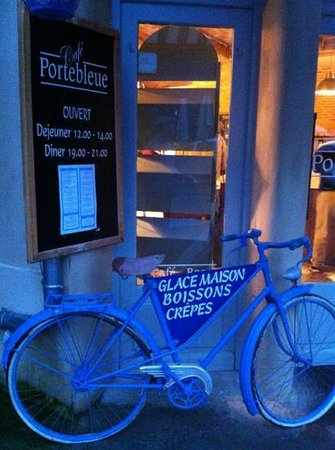 Cafe Portebleue