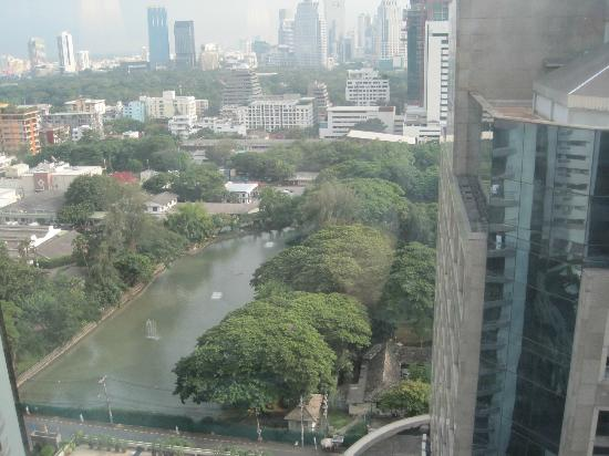 The St. Regis Bangkok: View from room