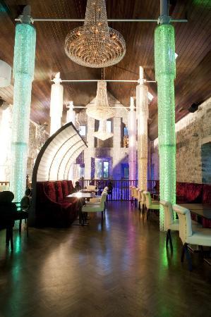 Cloister Restaurant: Restaurant