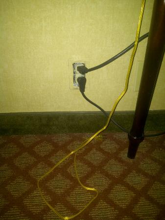 Hampton Inn Carrollton: plug