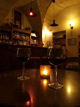 Vernole, Italia: Cafè pub al castello
