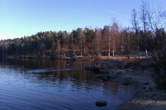 Sognsvann Lake: sognsvann