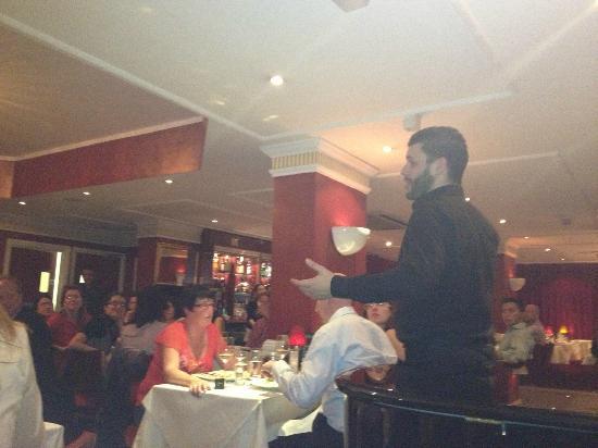 Bel Canto Restaurant: Bella serata in Bel canto!!