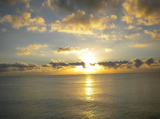 The Royal Playa del Carmen: Sunrise
