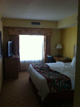 Residence Inn Cape Canaveral Cocoa Beach: overall a good stay before cruise