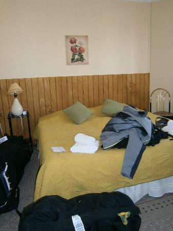 Hostal Ainil: chambre 1er étage