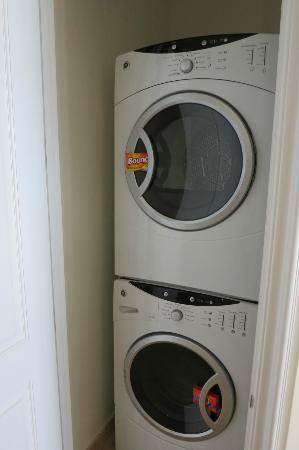 Seven Stars Resort & Spa: Washer dryer