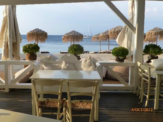 Skiathos Princess Hotel: Beach bar