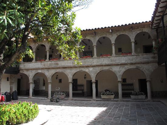 Sonesta Posadas del Inca Sacred Valley Yucay: Courtyard