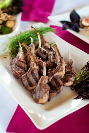 Would Restaurant : Baby Lamb Chops