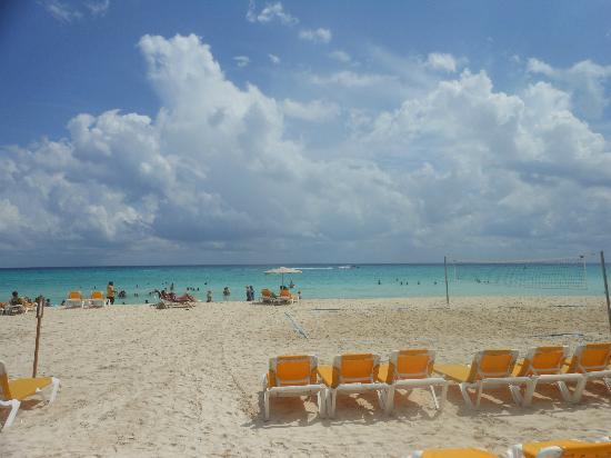 Iberostar Quetzal Playacar: beautiful beach