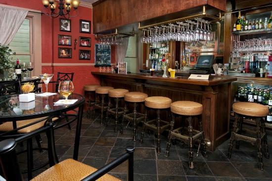 Groveland Hotel's Cellar Door: Our 1849 Saloon - Fabulous Wine & Full Bar