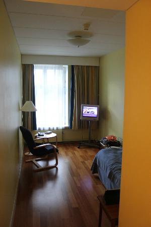 Arthur Hotel: my room
