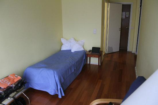 هوتل آرثر: my bed