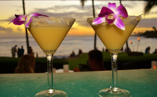 Beach House Restaurant: TikiTini's (Coconut Martini - oh my....)