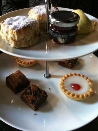 Vertigo Restaurant & Bar : Afternoon Tea