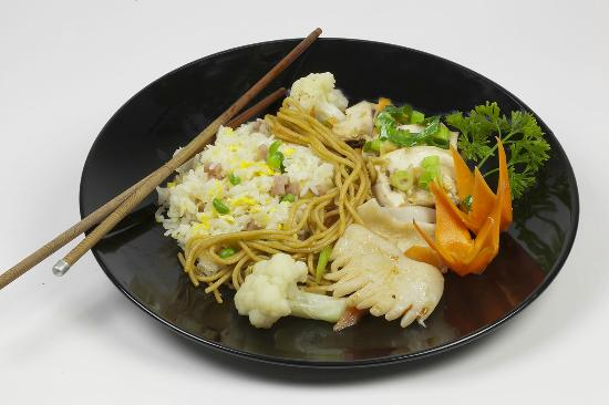 Edora Wok: Piatto cinese