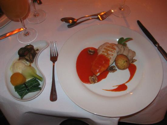 Fairview Hotel: Fine dining