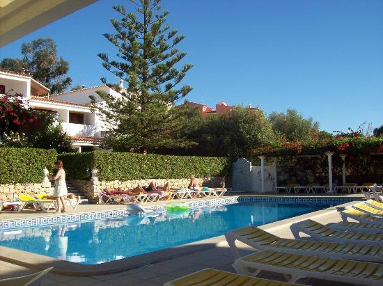 Balaia-Sol Holiday Club: pool area